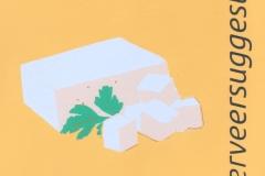 Serveersuggestie tofu